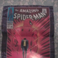 Cómics: POSTER FORUM SPIDERMAN JOHN ROMITA. Lote 54211679