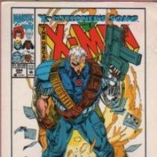 Cómics: POSTAL DE COMIC MARVEL X - CUTIONERS' S SONG COMICS FORUM. Lote 54373231