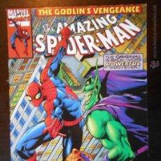 Fumetti: TARJETA POSTAL THE AMAZING SPIDER-MAN - SPIDERMAN - DUENDE VERDE (7C). Lote 54393536