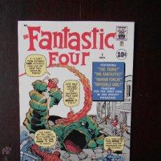 Comics - TARJETA POSTAL THE FANTASTIC FOUR - LOS 4 FANTASTICOS (7C) - 165086017