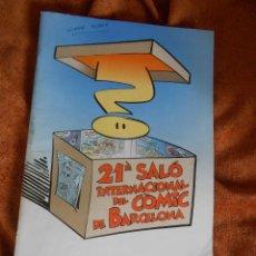 Cómics: GUIA DEL SALÓN INTERNACIONAL DEL CÓMIC DE BARCELONA -AÑO 2003-. Lote 54498376