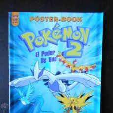 Cómics: POKEMON POSTER-BOOK Nº 2 - 32 POSTERS DIFERENTES - PLANETA (F1). Lote 54508387