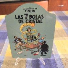 Comics: LAS AVENTURAS DE TINTIN LAS 7 BOLAS DE CRISTAL. Lote 55711197