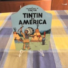 Comics: LAS AVENTURAS DE TINTIN EN AMERICA. Lote 55711221