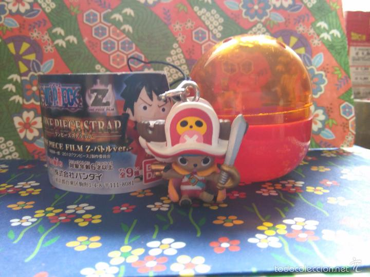 ONE PIECE FILM Z STRAP CHOPPER (Tebeos y Comics - Comics Merchandising)