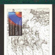 Cómics: TEBEOS-COMICS CANDY - ALIX - ILUSTRACION SOBRE CARTULINA - PORTADA TINTIN 1949 *UU99. Lote 56973149