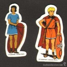 Cómics: TEBEOS-COMICS CANDY - ALIX - 10 IMANES SERIE ALIX - MUY RAROS Y DIFICILES *AA99. Lote 56973779