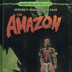Cómics: THE AMAZON.EDICIÓN 20 ANIVERSARIO.NORMA EDITORIAL. Lote 57346409