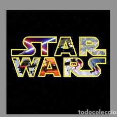 Cómics: AZULEJO 20X20 DE STAR WARS. Lote 62374684