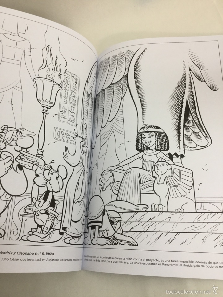 astérix. un mundo para colorear - libro de gran - Comprar ...