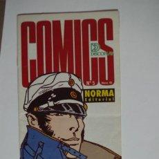Cómics: CATALOGO DE COMIC Nº 5 DISCOPLAY AÑO 2005. Lote 67251429