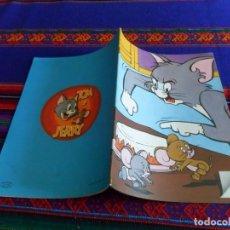 Cómics: CUADERNO MILIMETRADO SIN USO TOM Y JERRY MARCA SAM. 1981. . Lote 68659561