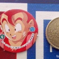 Cómics: BOLA DE DRAGON DRAGON BALL GT MEGA TAZO SMALL SIZE CAP MENKO SHOOTER TAZOS . Lote 74219535