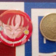 Cómics: BOLA DE DRAGON DRAGON BALL GT MEGA TAZO SMALL SIZE CAP MENKO SHOOTER TAZOS . Lote 74219547
