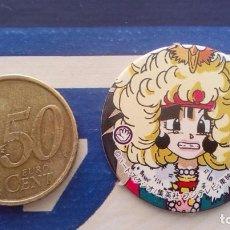 Cómics: BOLA DE DRAGON DRAGON BALL GT MEGA TAZO SMALL SIZE CAP MENKO SHOOTER TAZOS . Lote 74219559