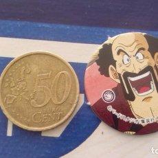 Cómics: BOLA DE DRAGON DRAGON BALL GT MEGA TAZO SMALL SIZE CAP MENKO SHOOTER TAZOS . Lote 74219599