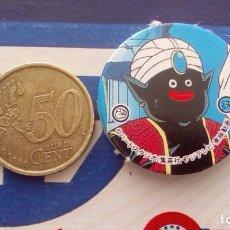 Cómics: BOLA DE DRAGON DRAGON BALL GT MEGA TAZO SMALL SIZE CAP MENKO SHOOTER TAZOS . Lote 74219623