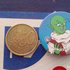 Cómics: BOLA DE DRAGON DRAGON BALL GT MEGA TAZO SMALL SIZE CAP MENKO SHOOTER TAZOS . Lote 74219627