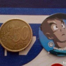 Cómics: BOLA DE DRAGON DRAGON BALL GT MEGA TAZO SMALL SIZE CAP MENKO SHOOTER TAZOS . Lote 74219631