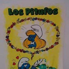 Cómics: LIBRETA DE LOS PITUFOS. Lote 79009341