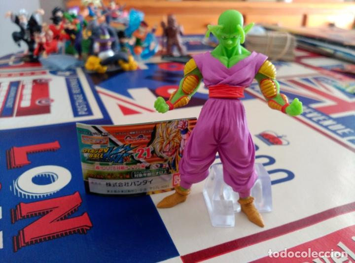 Bandai Dragonball Dragon ball Z HG Gashapon Figure Part 21 Piccolo