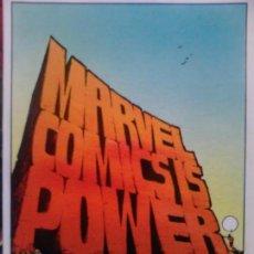 Cómics: POSTAL MARVEL. Lote 82832700
