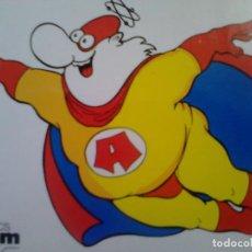 Fumetti: POSTAL PROFESOR ÁTOMOS. Lote 82845896
