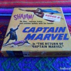Cómics: PELÍCULA SUPER 8 SUPER8 SHAZAM IN THE RETURN OF CAPTAIN CAPITÁN MARVEL. REPUBLIC PICTURES. RARA.. Lote 88966572