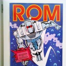 Fumetti: ROM POSTER GIGANTE ORIGINAL. Lote 93628610