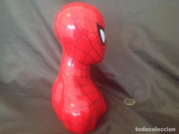 Cómics: Hucha Busto Spiderman clásico 2012 DM Marvel & Subs. - Foto 4 - 94040660
