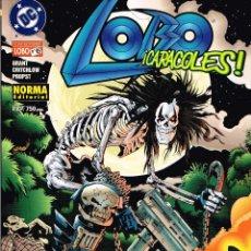 Cómics: LOBO Nº 6.NORMA EDITORIAL. Lote 94728539