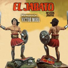 Comics: EL JABATO HECHA ARTESANALMENTE. Lote 96214231
