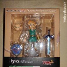 Fumetti: FIGURA FIGMA LINK LEGEND OF ZELDA A LINK BETWEEN TWO WORLDS. Lote 98115275