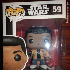 Cómics: FUNKO POP! FINN STAR WARS EPISODIO VII. Lote 101271347
