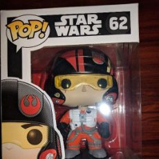 Cómics: FUNKO POP! POE DAMERON STAR WARS EPISODIO VII. Lote 101271483