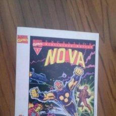 Comics: TARJETA. NOVA 1. COMICS FORUM. UNA CARA. EXCELENTE ESTADO. RARO. Lote 101524519