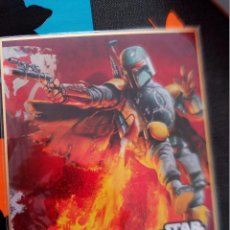 Cómics: AUTOGRAPH BOARD SHIKISHI ART JAPAN LA GUERRA DE LAS GALAXIAS STAR WARS WAR. Lote 103738759