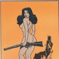 Cómics: JORDI BERNET EX-LIBRIS BANG BANG EXCLUSIVO LIMITADO Y FIRMADO FANTASMAGORIES (2001). Lote 143230621