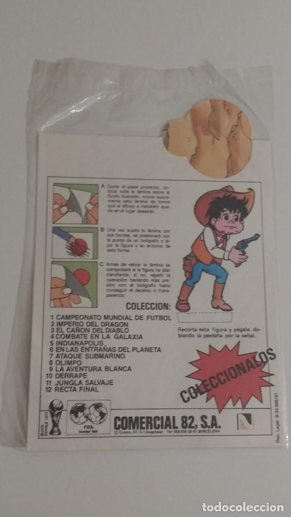 Cómics: AVENTURAS DE SPORT BILLY - CALCOLANDIA - MUNDIAL 82 - Nº 3 COMERCIAL 82 SA PRECINTADO - Foto 2 - 105059743