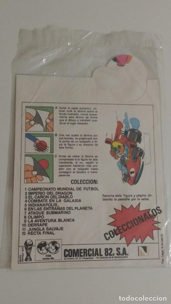 Cómics: AVENTURAS DE SPORT BILLY - CALCOLANDIA - MUNDIAL 82 - Nº 5 COMERCIAL 82 SA PRECINTADO - Foto 2 - 105059763