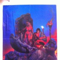 Cómics: POSTER PILGOR - RICHARD CORBEN - EDITORIAL TOUTAIN. Lote 107978719