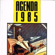 Cómics: AGENDA 1985.NORMA EDITORIAL.(CURIOSIDAD).. Lote 110556419