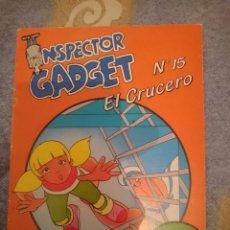 Cómics: COMIC - INSPECTOR GADGET N 15 - EL CRUCERO --REFM3E1. Lote 110680615