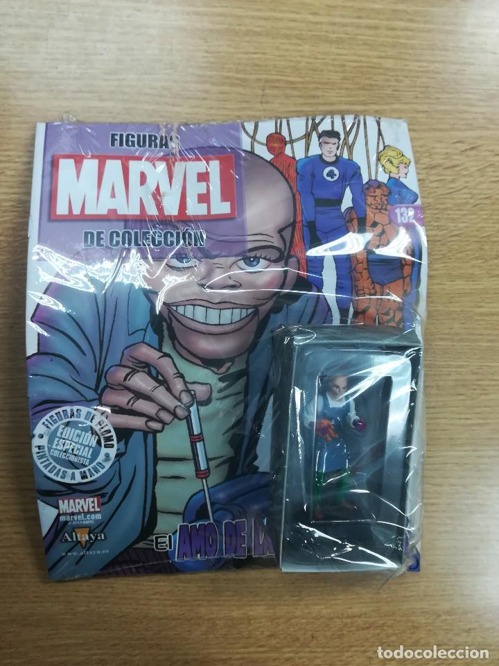 FIGURAS MARVEL DE COLECCION #132 EL AMO DE LAS MARIONETAS (Tebeos y Comics - Comics Merchandising)