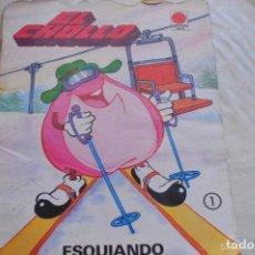 Cómics: EL CHOLLO - ESQUIANDO ----- REFGIMHAULEMGRRAGO. Lote 112803199