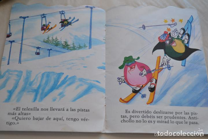 Cómics: El Chollo - Esquiando - Foto 2 - 112803199