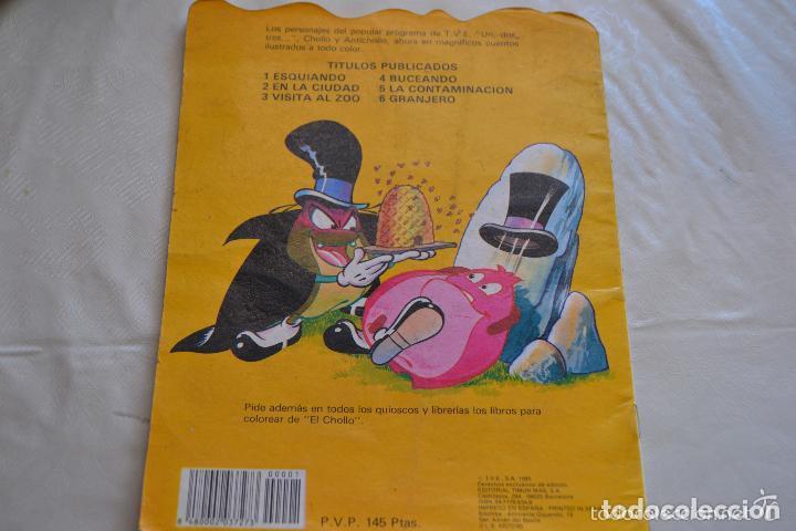 Cómics: El Chollo - Esquiando - Foto 5 - 112803199