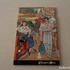 Cómics: DISPLAY DE CARTÓN CIMARRÓN MODA - DANIEL TORRES. Lote 113170951