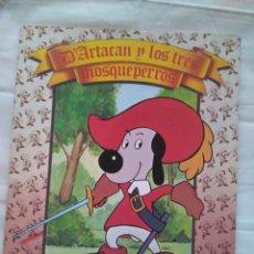 Cómics: CÓMIC D'ARTACÁN Y LOS TRES MOSQUETEROS (DANONE) 1981. Lote 116785667