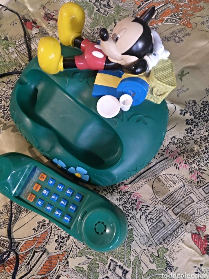 Cómics: Teléfono Mickey Disney - Foto 2 - 116906022